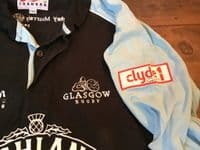 Classic Rugby Shirts   2005 Glasgow Warriors Vintage Old Jerseys